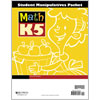 Math K5 Student Manipulative Packet (3rd ed.)