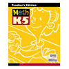 Math K5 Teacher's Edition (3rd ed.)