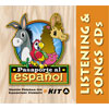 Pasaporte al español CD Set (for use with Kit A)