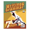 Writing & Grammar 7 Teacher's Edition (3rd ed.)