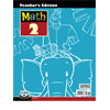Math 2 Teacher's Edition with CD (3rd ed.)