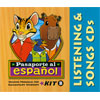 Pasaporte al español CD Set (for use with Kit B)