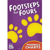 K4 Footsteps for Fours Phonics Charts & Teaching Tree (2nd ed.)