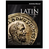Latin 1 Student Activities Manual (2nd ed.)