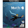 Math 4 Teacher's Edition with CD (3rd ed.)