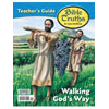 Bible Truths K4 Teaching Cards & Teacher's Guide (2nd ed.)