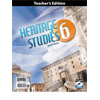 Heritage Studies 6 Teacher's Edition with CD (3rd ed.)