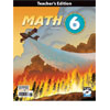 Math 6 Teacher's Edition with CD (3rd ed.)