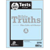 Bible Truths Level A Tests Answer Key (4th ed.)