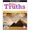 Bible Truths Level B Teacher's Edition with CD (4th ed.)
