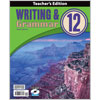 Writing & Grammar 12 Teacher's Edition with CD (3rd ed.)