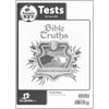 Bible Truths 6 Tests Answer Key (4th ed.)