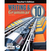 Writing & Grammar 10 Teacher's Edition with CD (4th ed.)