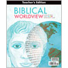 Biblical Worldview Teacher's Edition (ESV)