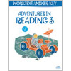 Reading 3 Student Worktext Answer Key (3rd ed.)