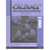OLSAT Practice Test Directions: Level E (Grades 4-5, for school purchase)
