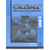 OLSAT Level C Directions (for school purchase)