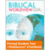 Biblical Worldview eTextbook & Printed ST (ESV)