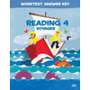 Reading 4 Worktext Answer Key (3rd ed.)
