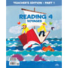 Reading 4 Teacher's Edition (3rd ed.)