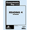 Reading 4 Assessments (Tests) Answer Key (3rd ed.)