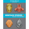 Heritage Studies 6 Student Activity Manual Answer Key (4th ed.)