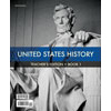 United States History Teacher's Edition (5th ed.)