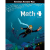 Math 4 Reviews Answer Key (3rd ed.)