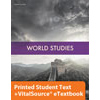 World Studies eTextbook & Printed ST (4th ed.)