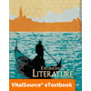 Excursions in Literature eTextbook ST (3rd ed.; copyright update)