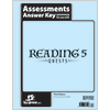 Reading 5 Assessments Answer Key (3rd ed.)