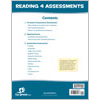 Reading 4 Assessment & Answer Key (2nd ed.)
