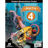 Math 4 Student Manipulatives Packet (4th ed.)