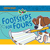 Footsteps for Fours Writing Packet, 3rd ed.