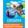 Consumer Math eTextbook & Printed Student Edition, 3rd ed.