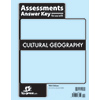 Cultural Geography Assessments Answer Key, 5th ed.