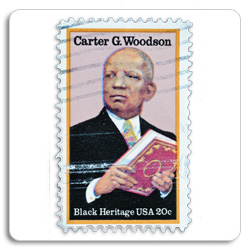 Black Heritage stamp