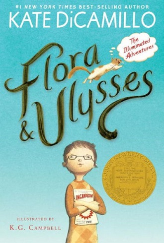 cover for Flora and Ulysses