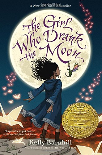 cover for The Girl Who Drank the Moon
