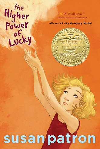 cover for The Higher Power of Lucky