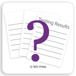Comparing Test Scores: Your Student vs. Norm