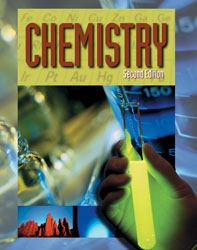 Chemistry, 2nd ed. by BJU Press (textbook cover image)