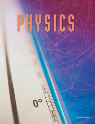 Physics, 2nd ed. by BJU Press (textbook cover image)