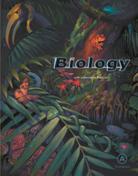 Biology, 3rd ed. by BJU Press (textbook cover image)