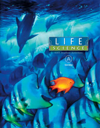 Life Science, 3rd ed. by BJU Press (textbook cover image)