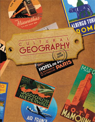 Cultural Geography, 3rd ed. by BJU Press (textbook cover image)