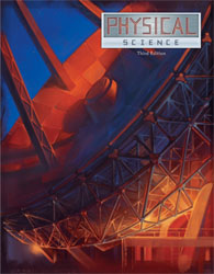 Physical Science, 4th ed. by BJU Press (textbook cover image)