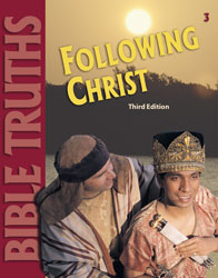 Bible 3, 3rd ed. by BJU Press (textbook cover image)