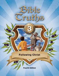 Bible 3, 4th ed. by BJU Press (textbook cover image)