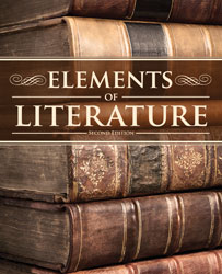 Elements of Literature, 2nd ed. by BJU Press (textbook cover image)